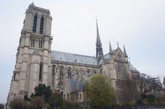 Cattedrale di Notre-Dame Immagini Stock