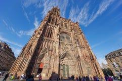 Cattedrale di Notre-Dame fotografia stock