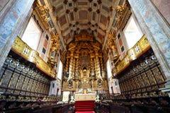 Cattedrale di Oporto Immagini Stock Libere da Diritti