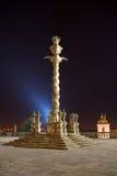 Cattedrale di Oporto Fotografia Stock Libera da Diritti