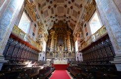 Cattedrale di Oporto, Oporto, Portogallo Fotografie Stock Libere da Diritti