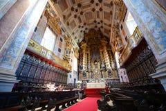 Cattedrale di Oporto, Oporto, Portogallo Fotografia Stock Libera da Diritti