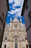Cattedrale di Orvieto. L'Umbria. L'Italia. Fotografia Stock