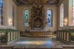 Cattedrale di Oslo Immagine Stock Libera da Diritti