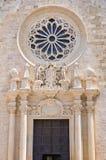 Cattedrale di Otranto. La Puglia. L'Italia. immagine stock