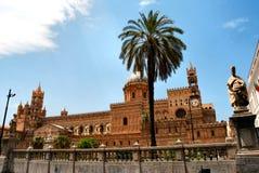 Cattedrale di Palermo Immagine Stock Libera da Diritti