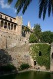 Cattedrale di Palma Fotografia Stock Libera da Diritti