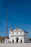 Cattedrale di Palmanova Immagine Stock