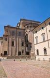 Cattedrale di Parma. L'Emilia Romagna. L'Italia. Fotografie Stock