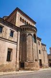 Cattedrale di Parma. L'Emilia Romagna. L'Italia. Immagine Stock