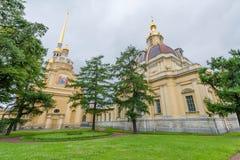 Cattedrale di Paul e di Peter Fotografie Stock