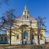 Cattedrale di Paul e di Peter St Petersburg, Russia Fotografie Stock