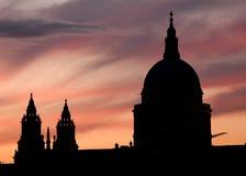 Cattedrale di Pauls del san Fotografie Stock Libere da Diritti