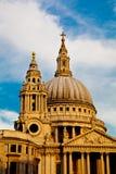 Cattedrale di Pauls del san Immagini Stock Libere da Diritti