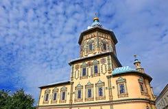 Cattedrale di Petropavlovskiy a Kazan Fotografia Stock Libera da Diritti