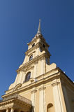 Cattedrale di Petropavlovsky Fotografia Stock