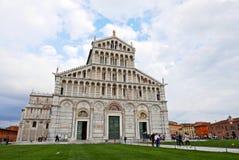 Cattedrale di Pisa Fotografia Stock