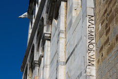 Cattedrale 05 di Pisa Fotografia Stock Libera da Diritti