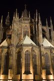 Cattedrale di Praga Fotografia Stock
