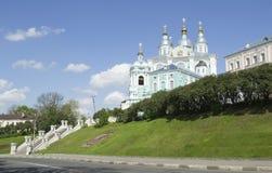 Cattedrale di presupposto Fotografie Stock