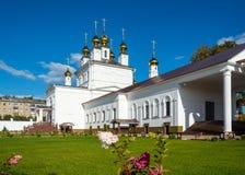 Cattedrale di presupposto nella città di Ivanovo, Russia Fotografie Stock