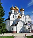 Cattedrale di presupposto in Yaroslavl Immagini Stock Libere da Diritti