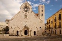 Cattedrale Di Puglia di Ruvo Puglia L'Italia fotografia stock libera da diritti