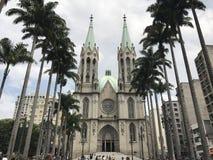 Cattedrale di Sé Fotografia Stock