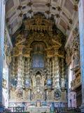 Cattedrale di Sé a Oporto Fotografia Stock Libera da Diritti