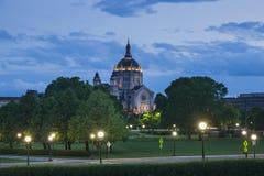Cattedrale di Saint Paul immagini stock