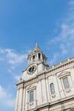 Cattedrale di Saint Paul a Londra, Inghilterra Immagini Stock Libere da Diritti