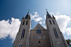 Cattedrale di Saint Paul in Midland Ontario Fotografia Stock Libera da Diritti