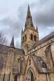 Cattedrale di Salford Fotografia Stock Libera da Diritti