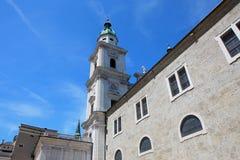 Cattedrale di Salisburgo, Germania 2011 Fotografia Stock