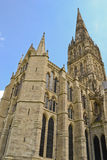Cattedrale di Salisbury Fotografia Stock Libera da Diritti