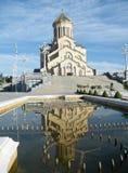 Cattedrale di Sameba Fotografia Stock Libera da Diritti