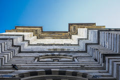 Cattedrale di San Lorenzo, Genoa Royalty Free Stock Photos