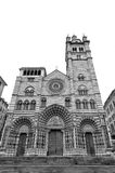 Cattedrale di san lorenzo genova Royalty Free Stock Photo