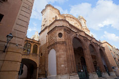 Cattedrale di San Lorenzo, Trapani Royalty Free Stock Photos