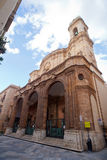 Cattedrale di San Lorenzo, Trapani Stock Image