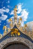 Cattedrale di San Marco - Venezia Italia Royalty Free Stock Images