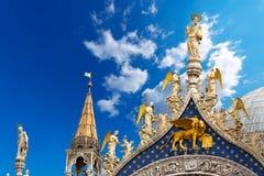 Cattedrale di San Marco - Venezia Italia Stock Photo