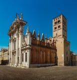 Cattedrale di San Pietro apostolo, Duomo di Mantova Royalty Free Stock Images