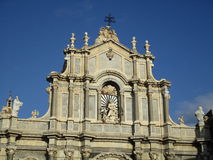 Cattedrale di Sant'Agata Royalty Free Stock Photography