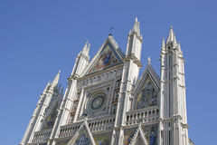 Cattedrale di Santa Maria Assunta in Orvieto Royalty Free Stock Image