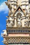 Cattedrale di Santa Maria Assunta, Sien Stock Images