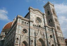 Cattedrale di Santa Maria del fiore fotografia stock