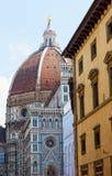 Cattedrale di Santa Maria del fiore Immagini Stock Libere da Diritti