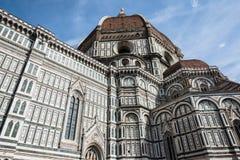 Cattedrale di Santa Maria del Fiore Arkivfoto
