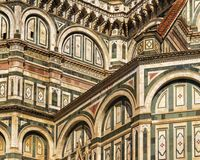 Cattedrale di Santa Maria del Fiore Cathedral of Saint Mary of the Flower, Florence. Cattedrale di Santa Maria del Fiore, Florence Royalty Free Stock Photography